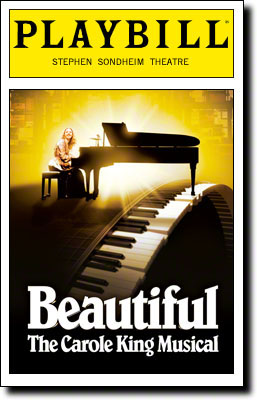 Beautiful: The Carole King Musical at Civic Center Music Hall