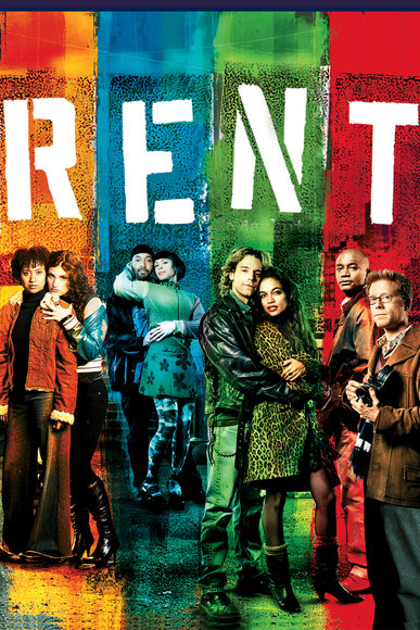 Rent at Civic Center Music Hall
