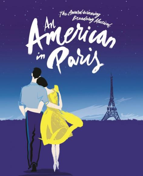 An American in Paris at Civic Center Music Hall