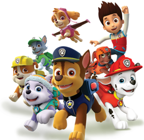 Paw Patrol at Civic Center Music Hall