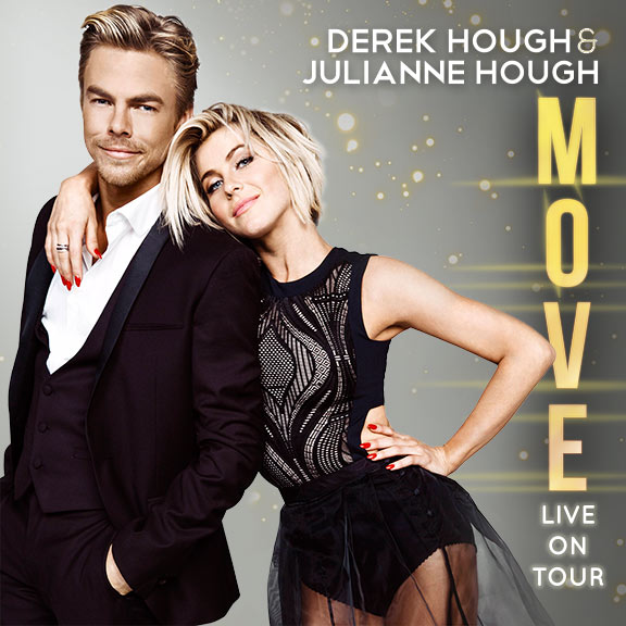 Move Live On Tour: Julianne & Derek Hough at Civic Center Music Hall