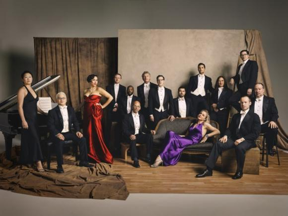 Pink Martini at Civic Center Music Hall