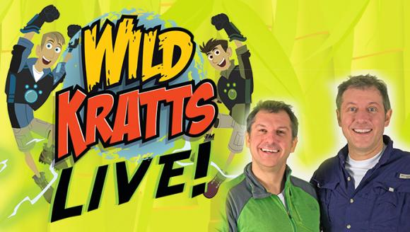 Wild Kratts - Live at Civic Center Music Hall