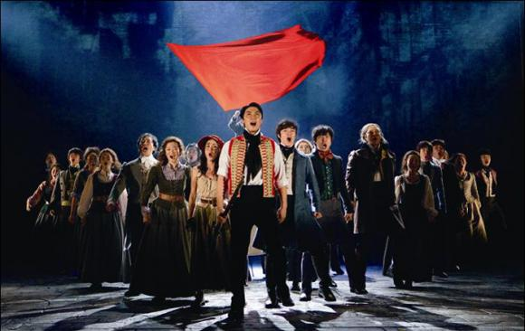 Les Miserables at Civic Center Music Hall