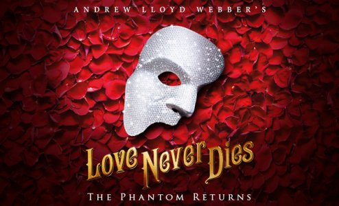 Love Never Dies at Civic Center Music Hall