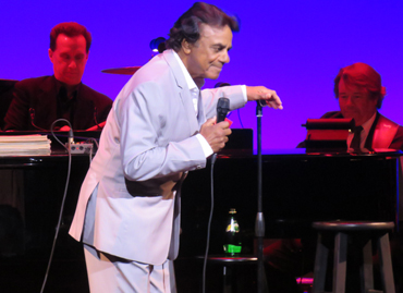 Johnny Mathis at Civic Center Music Hall