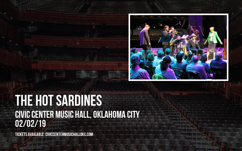 The Hot Sardines at Civic Center Music Hall