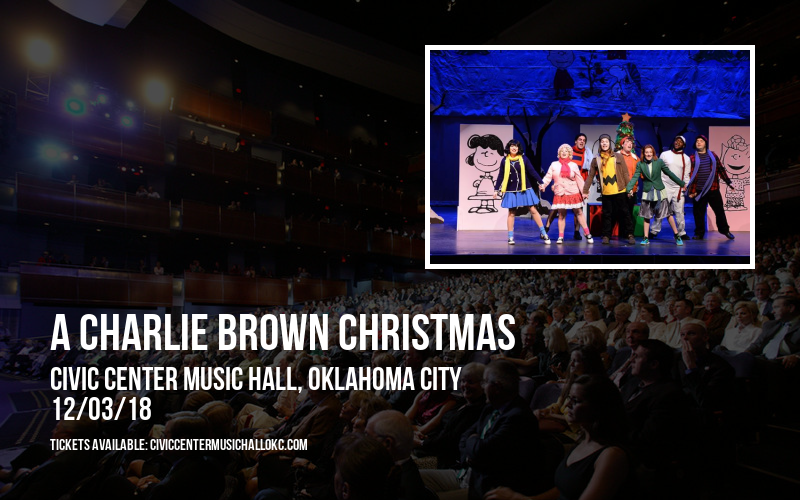 A Charlie Brown Christmas at Civic Center Music Hall