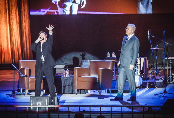 Steve Martin & Martin Short at Civic Center Music Hall