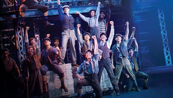 Newsies - The Musical at Civic Center Music Hall