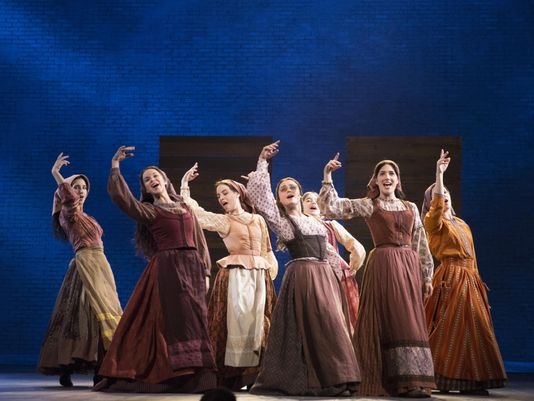 Fiddler On The Roof at Civic Center Music Hall