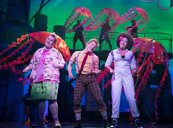 Spongebob - The Musical at Civic Center Music Hall