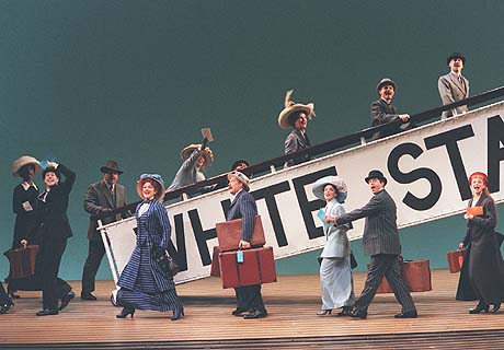 Titanic - The Musical at Civic Center Music Hall