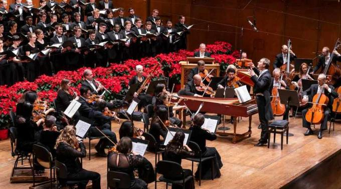 Canterbury Voices: Handel's Messiah at Civic Center Music Hall