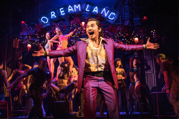 Miss Saigon at Civic Center Music Hall