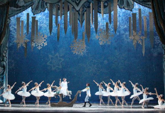 Oklahoma City Ballet: The Nutcracker at Civic Center Music Hall