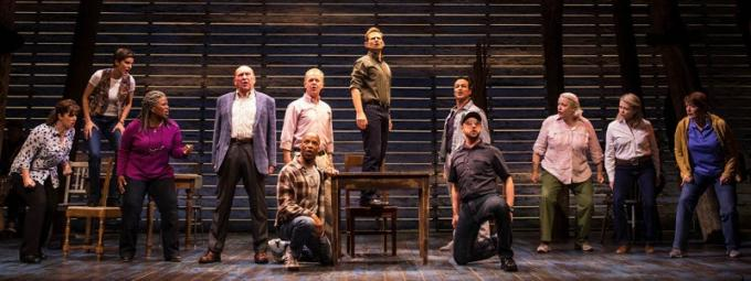 Come From Away at Civic Center Music Hall