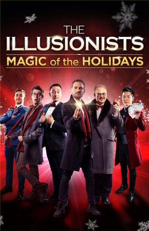 The Illusionists at Civic Center Music Hall
