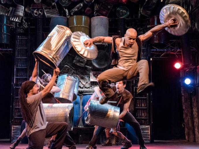 Stomp at Civic Center Music Hall