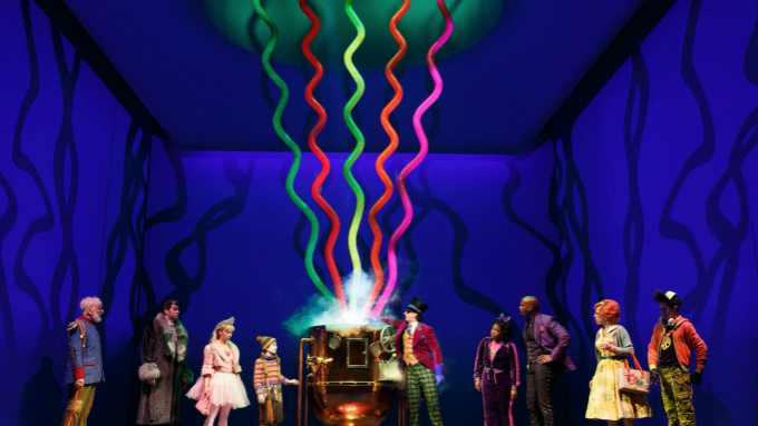 Charlie and The Chocolate Factory at Civic Center Music Hall