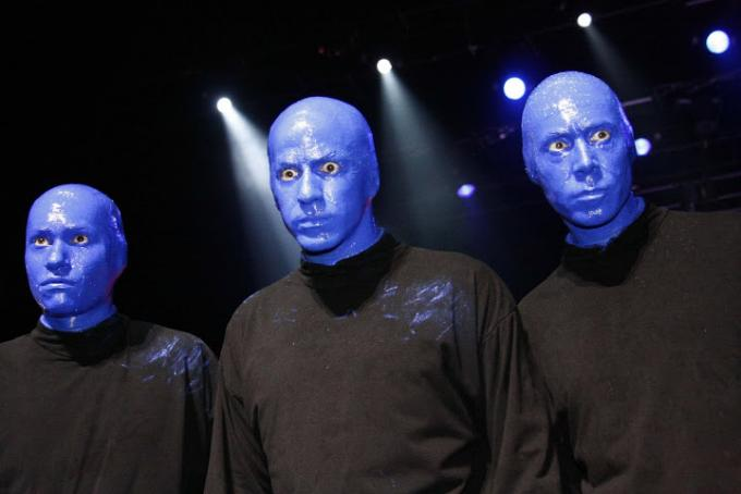 Blue Man Group [POSTPONED] at Thelma Gaylord at Civic Center Music Hall