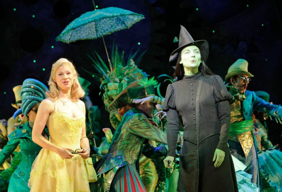 Wicked at Thelma Gaylord at Civic Center Music Hall