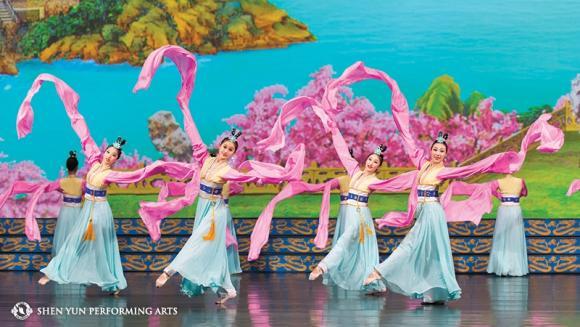 Shen Yun Performing Arts at Civic Center Music Hall