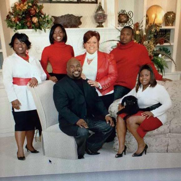 Mann Family: David and Tamela Mann at Civic Center Music Hall